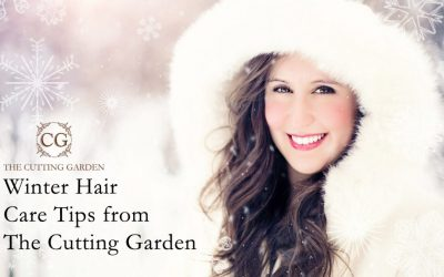 Winter Hair Care Tips from the Cutting Garden