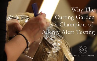 Why The Cutting Garden is a Champion of Allergy Alert Testing