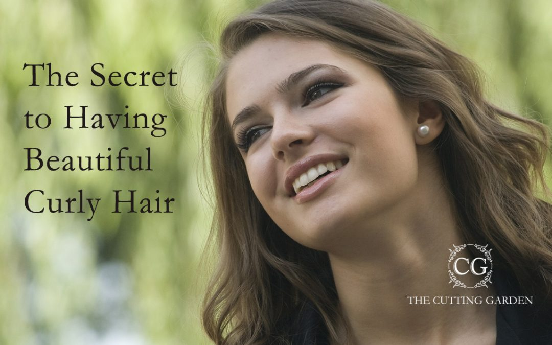 Blog The-Secrets-to-Having-Beautiful-Curly-Hair The Cutting Garden