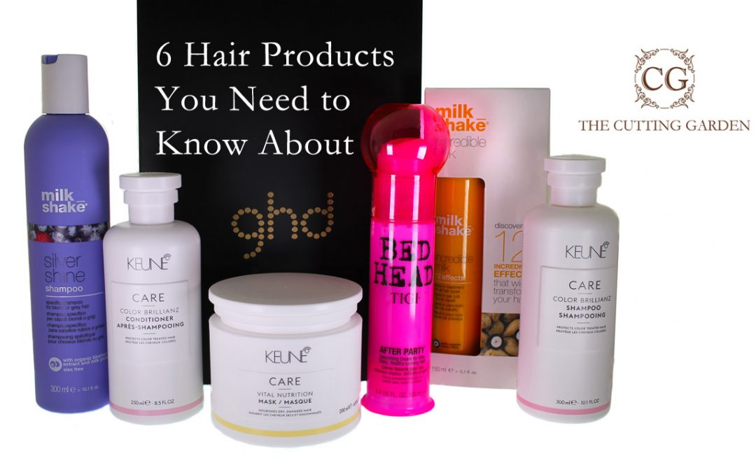 Review: 6 Hair Products You Need to Know About