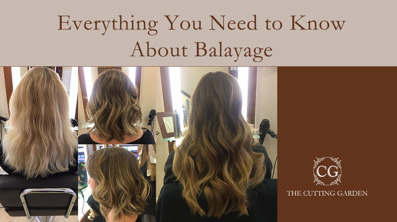 Blog Everything-You-Need-to-Know-About-Balayage The Cutting Garden