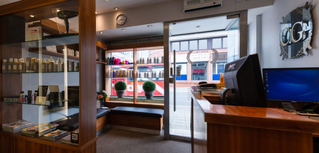 Reviews - Front Counter - The Cutting Garden