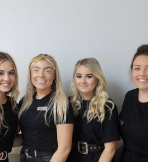 Hairdresser in Plymouth - Our Apprentice - The Cutting Garden
