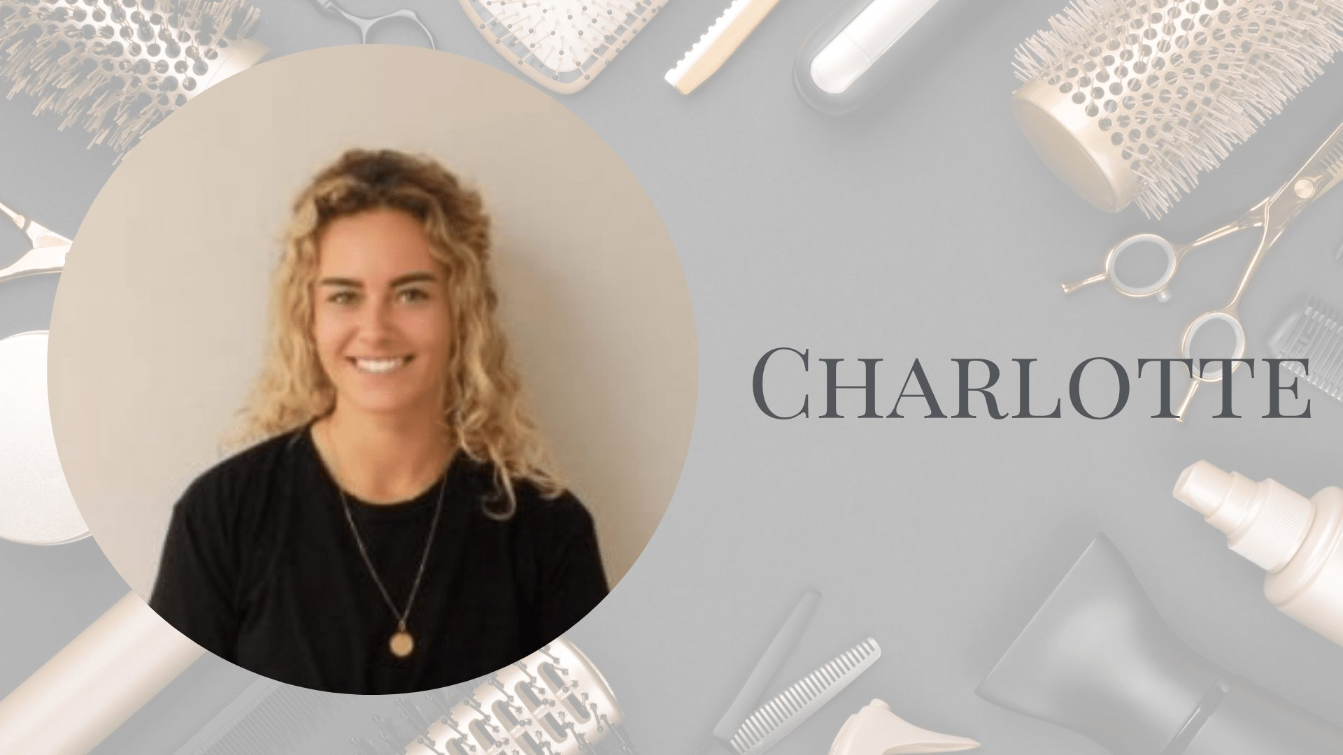 Meet the Creative Directors: Image of Charlotte, a creative director at The Cutting Garden in Plymouth.